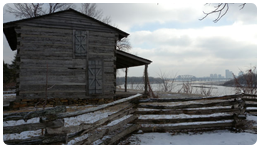 George Rogers Clark Home Site